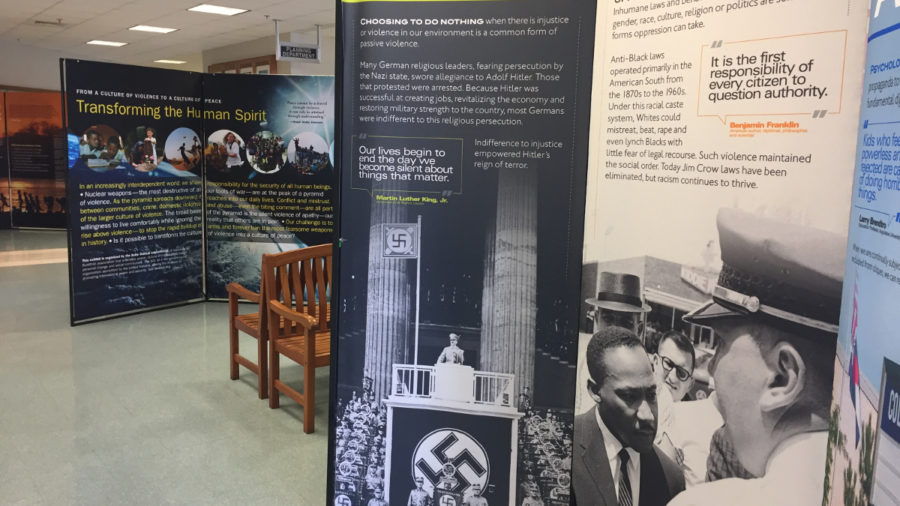Soka Gakkai Peace Exhibits On Display In Hilo