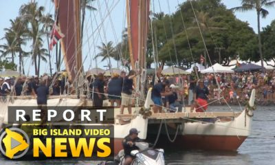 VIDEO REPORT: Mahalo Hawaii Voyage Coming To Big Island