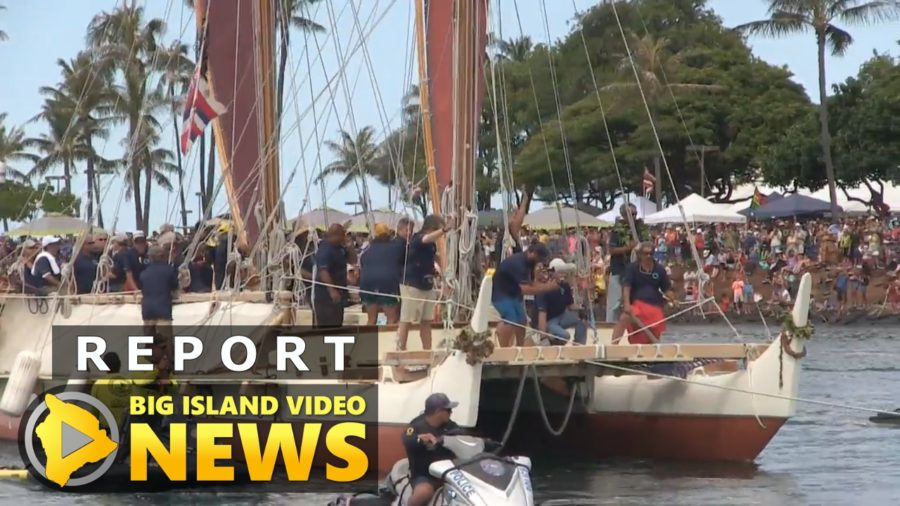 VIDEO REPORT: Mahalo Hawaii Voyage Coming To Big Island