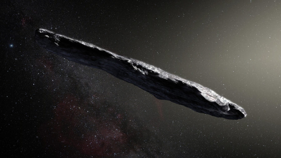 VIDEO: Visiting Interstellar Object Given Hawaiian Name