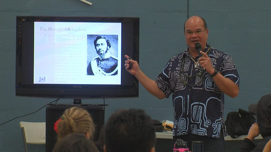 FULL VIDEO: Dr. Keanu Sai La Ku'oko'a Conference Presentation