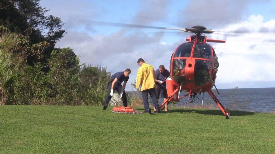 Body Found On Wainaku Center Beach