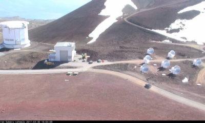 VIDEO: Hungarian Automated Telescope On Mauna Kea Made Permanent