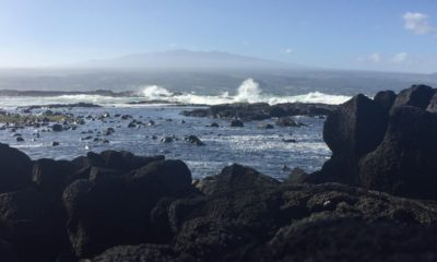 VIDEO: Hawaii Civil Defense Warning On High Surf, Strong Winds