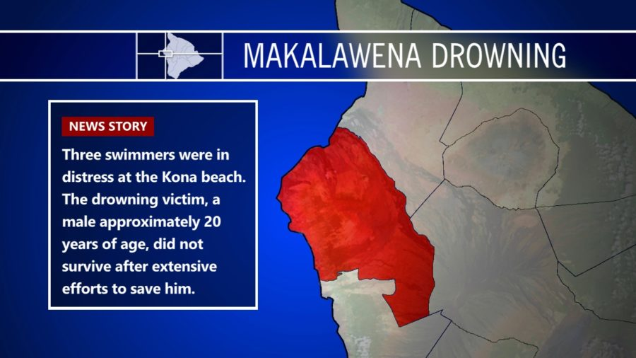 One Man Drowns After Three In Distress At Makalawena Beach