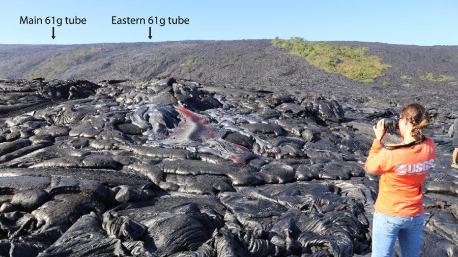 Lava Breakouts Continue On Hawaii's Coastal Plain