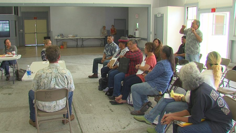 VIDEO: Hawaii Island Burial Council In Ka'u
