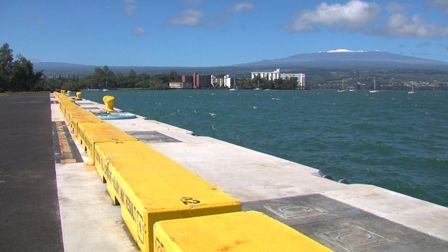 VIDEO: New Hilo Harbor Projects Completed