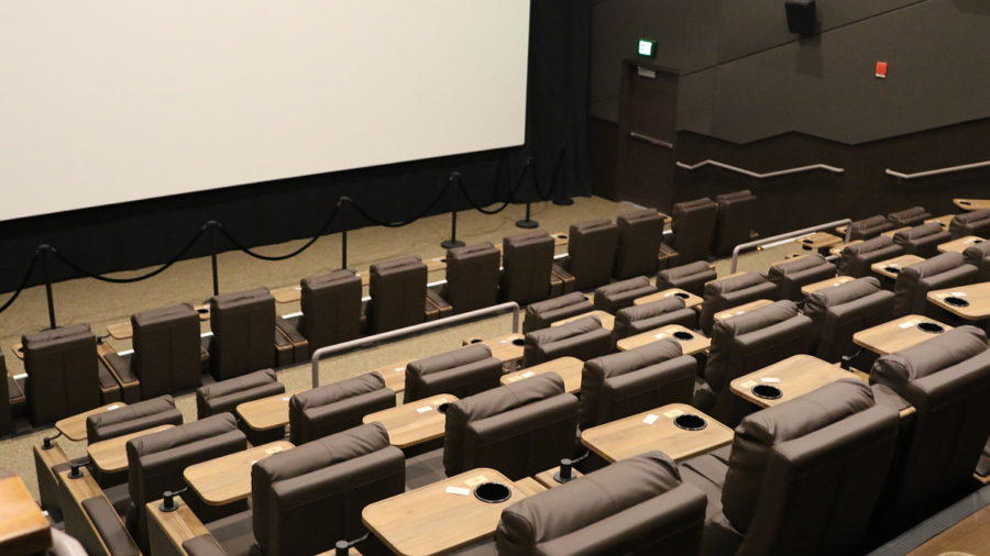 New Movie Theatre: Waikoloa Luxury Cinemas Opens