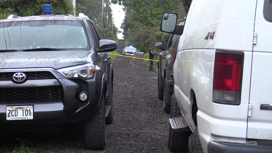 Murder Investigated After Orchidland Car Fire, Christmas Day