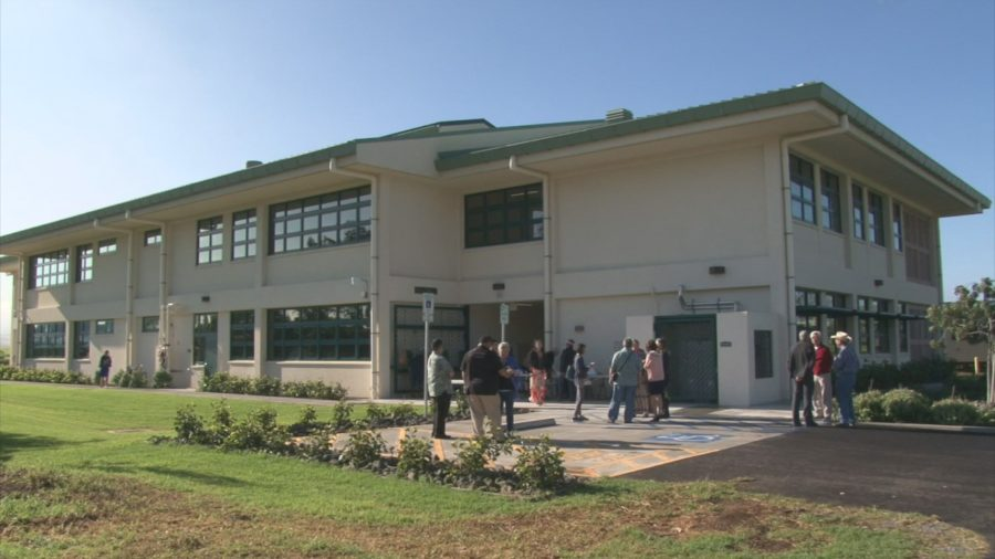 VIDEO: New Waimea STEAM Building Dedicated