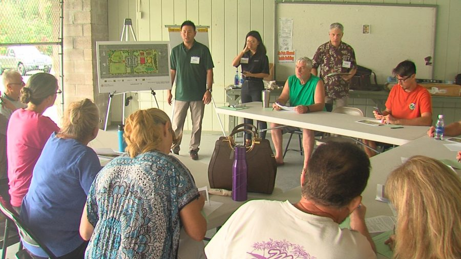 VIDEO: First HPP Public Park Master Plan Meeting Held