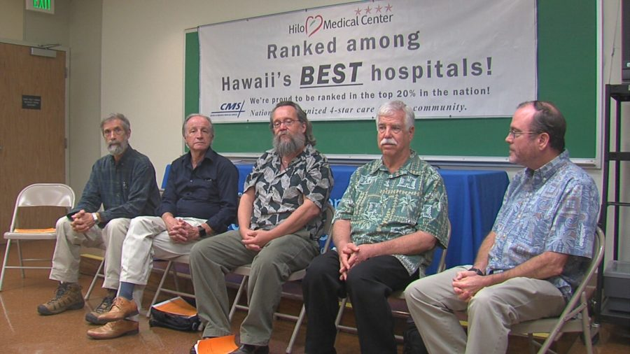 VIDEO: Rat Lungworm Disease Task Force In Hilo