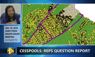 VIDEO: Hawaii Cesspool Report Presented To Lawmakers