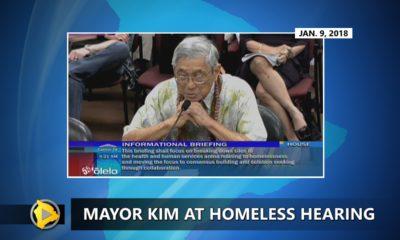 VIDEO: Mayor Kim Testifies On Homeless At Capitol
