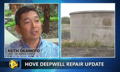 VIDEO: HOVE Water Well Repair Update