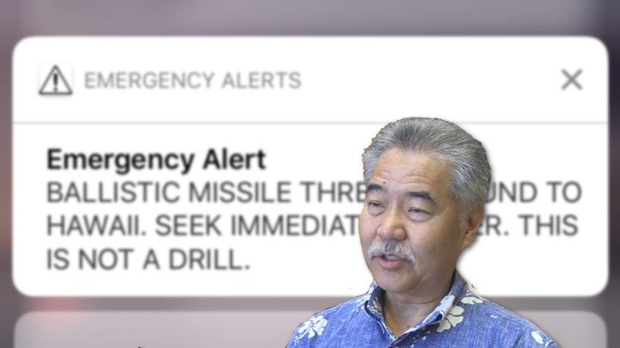 Hawaii Officials Outraged By False Ballistic Missile Alert