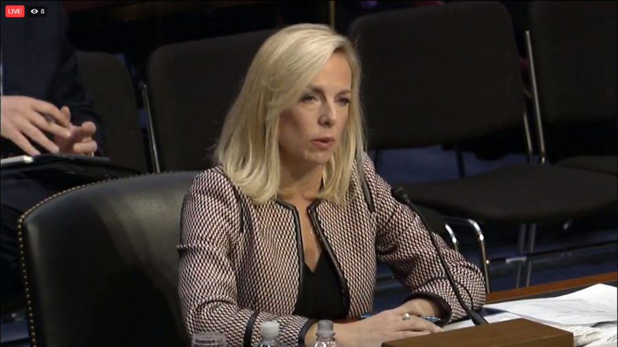 VIDEO: Homeland Security Secretary Questioned On Hawaii Missile Alert