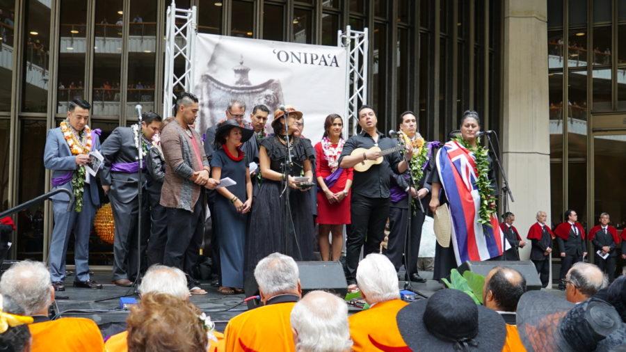 Hawaii Legislature Opens On 125th Anniversary Of Kingdom Overthrow