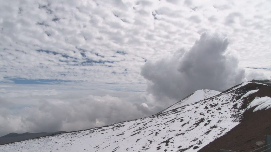 Winter Weather Advisory Issued For Hawaii Summits