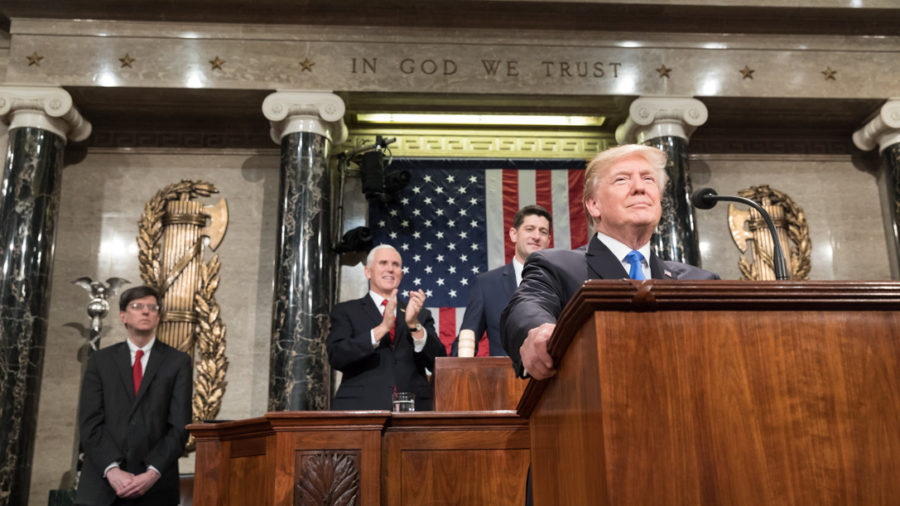 Hawaii Delegation Reacts To Trump's State Of The Union Address