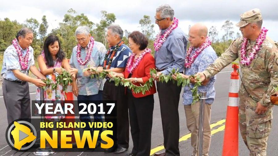 YEAR 2017: Saddle Road Finished