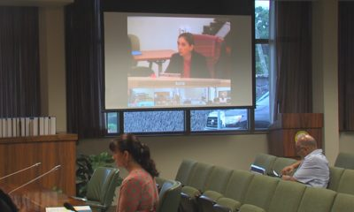 VIDEO: Police Track School Shooting Threats, Council Moment Of Silence