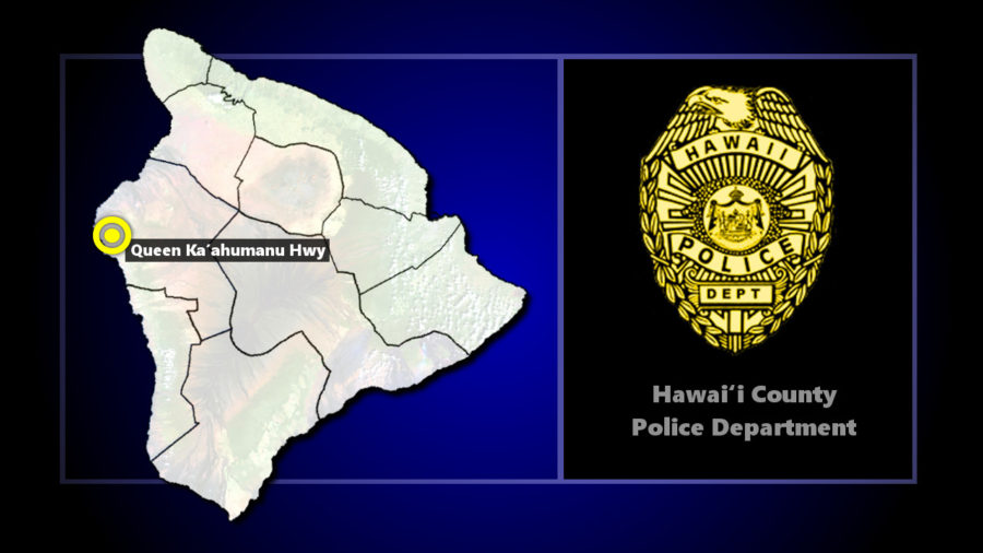 Pedestrian Killed On Queen Ka'ahumanu Highway
