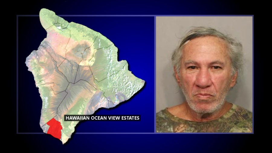 Suspect Charged In Ocean View Shooting Incident