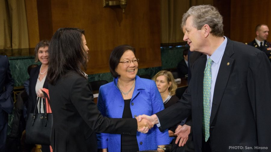 VIDEO: District Court Nominee Otake Goes Before Senate Committee