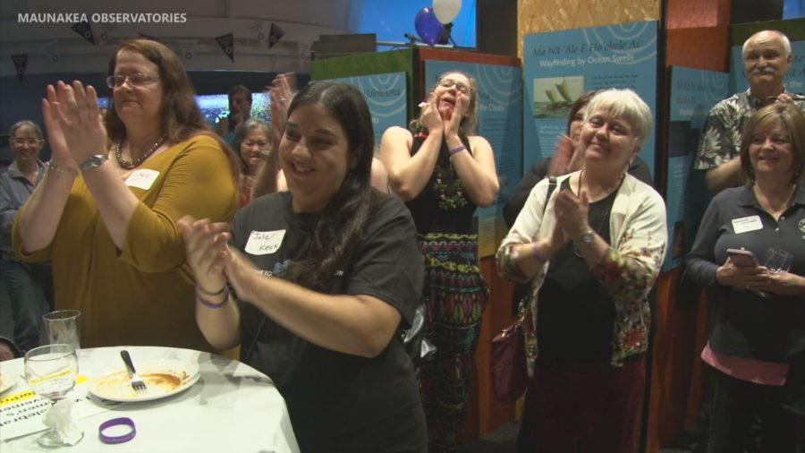 VIDEO: Maunakea Observatories Mark International Women's Day