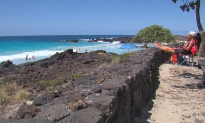 Kua Bay Improvement Project Underway