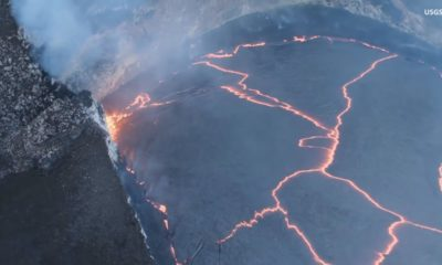 VIDEO: Kilauea Summit Eruption Reaches 10 Years