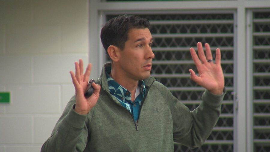 VIDEO: Sen. Kahele Talks Mauna Kea Management Bill In Keaukaha