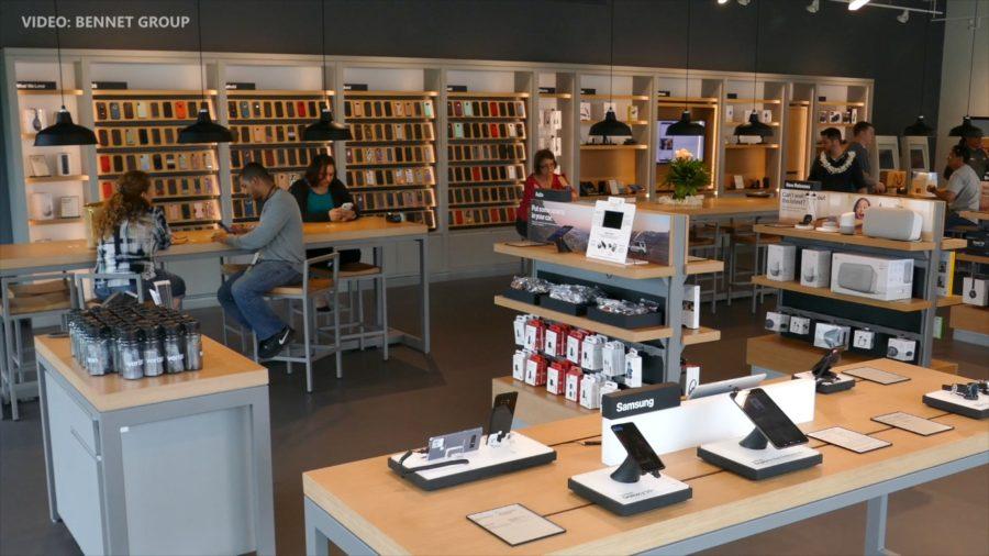 VIDEO: Hawaii's First Verizon Next Gen Store Opens In Hilo