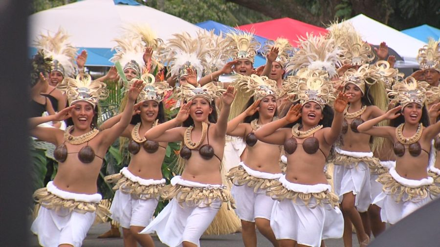VIDEO: 2018 Merrie Monarch Royal Parade In Hilo