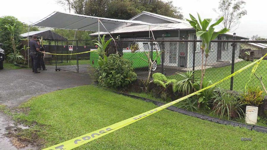 Hawaii Island Police Officer Dead In Apparent Murder-Suicide
