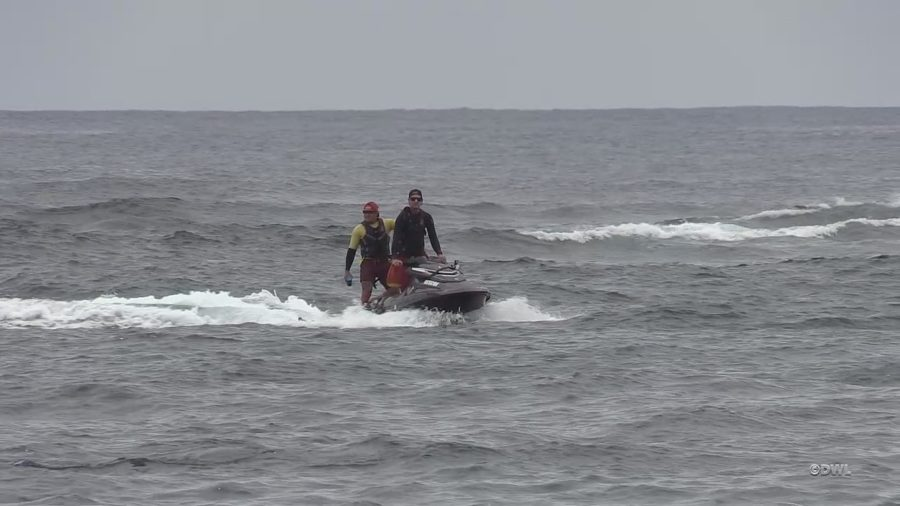VIDEO: Search Continues For Missing Man At Kapoho