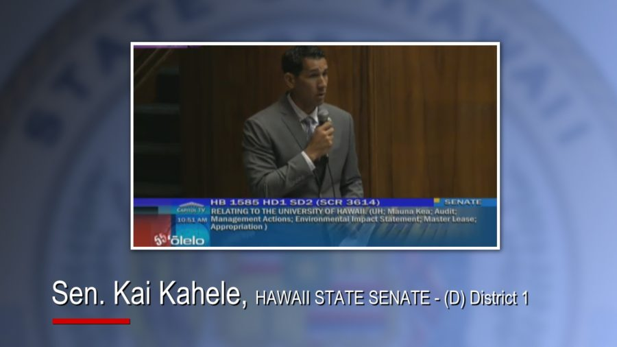 VIDEO: Mauna Kea Related Bills Amended Before Third Reading