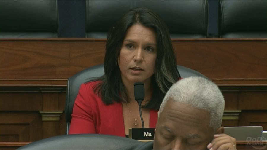 VIDEO: Gabbard Questions Mattis On Potential Syria Strike