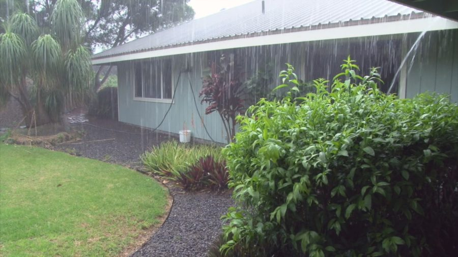 VIDEO: Heavy Rains Soak Hawaii Island, Flooding Reported