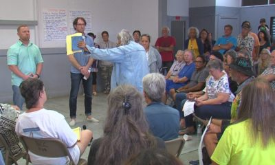 VIDEO: Residents Lash Out During SpinLaunch Meeting