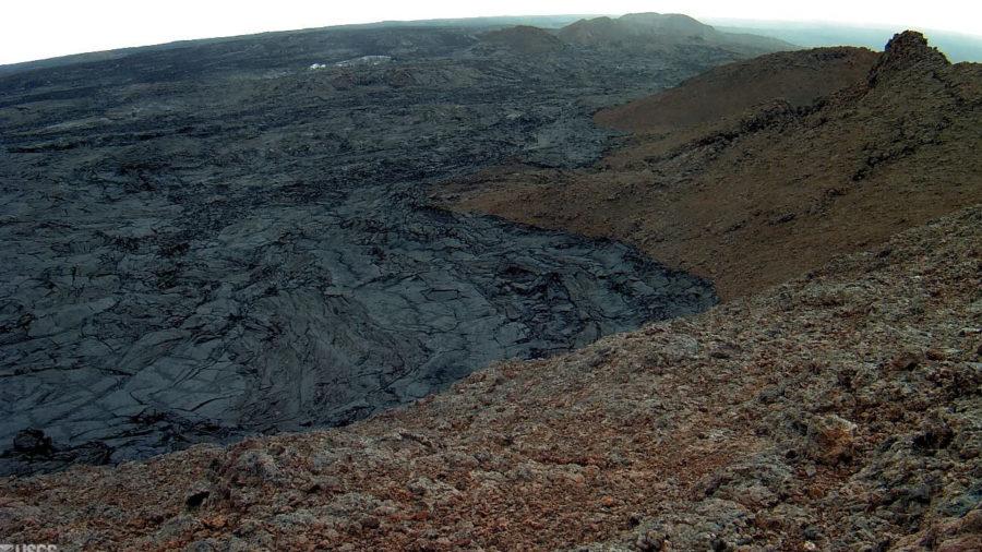 VOLCANO WATCH: Past Explosive Eruptions At Mauna Loa Summit