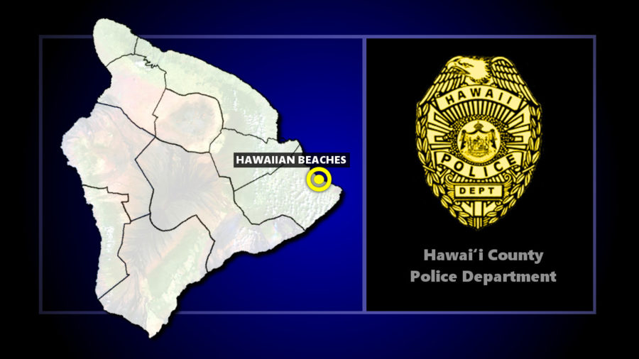 Fatal Officer Involved Shooting In Hawaiian Beaches