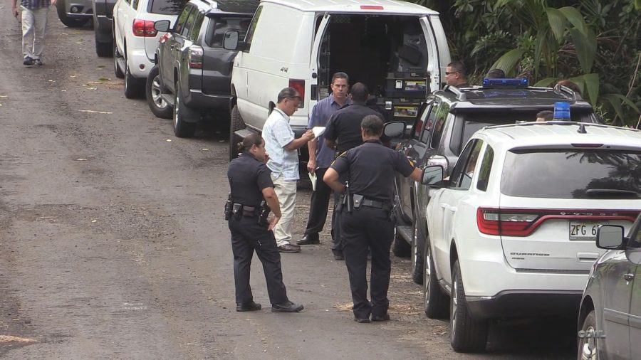 Police ID Man Swept Off Cliff In Puna, Release Details Of Pursuit