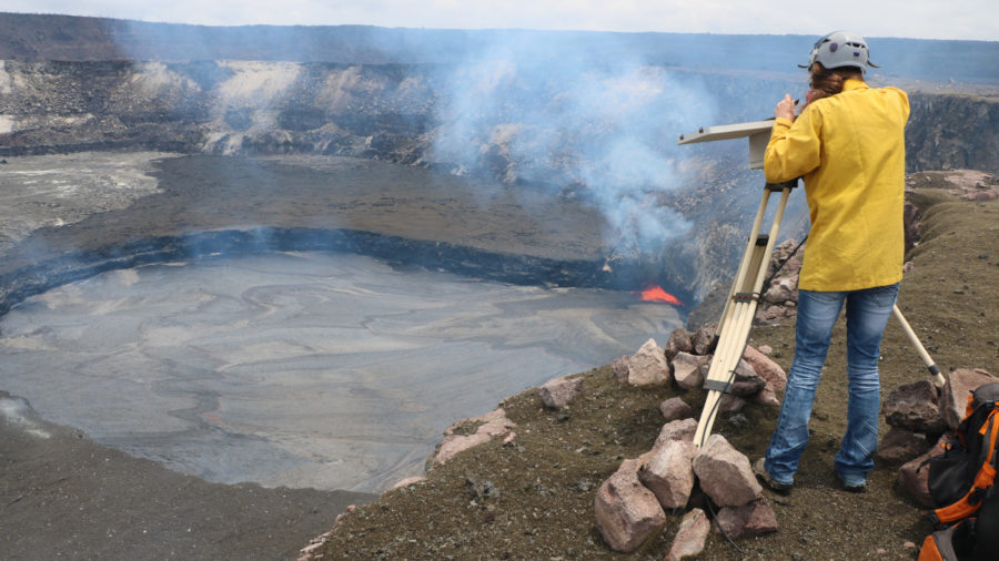 Deflation Brings An End To Lava Lake High Rise