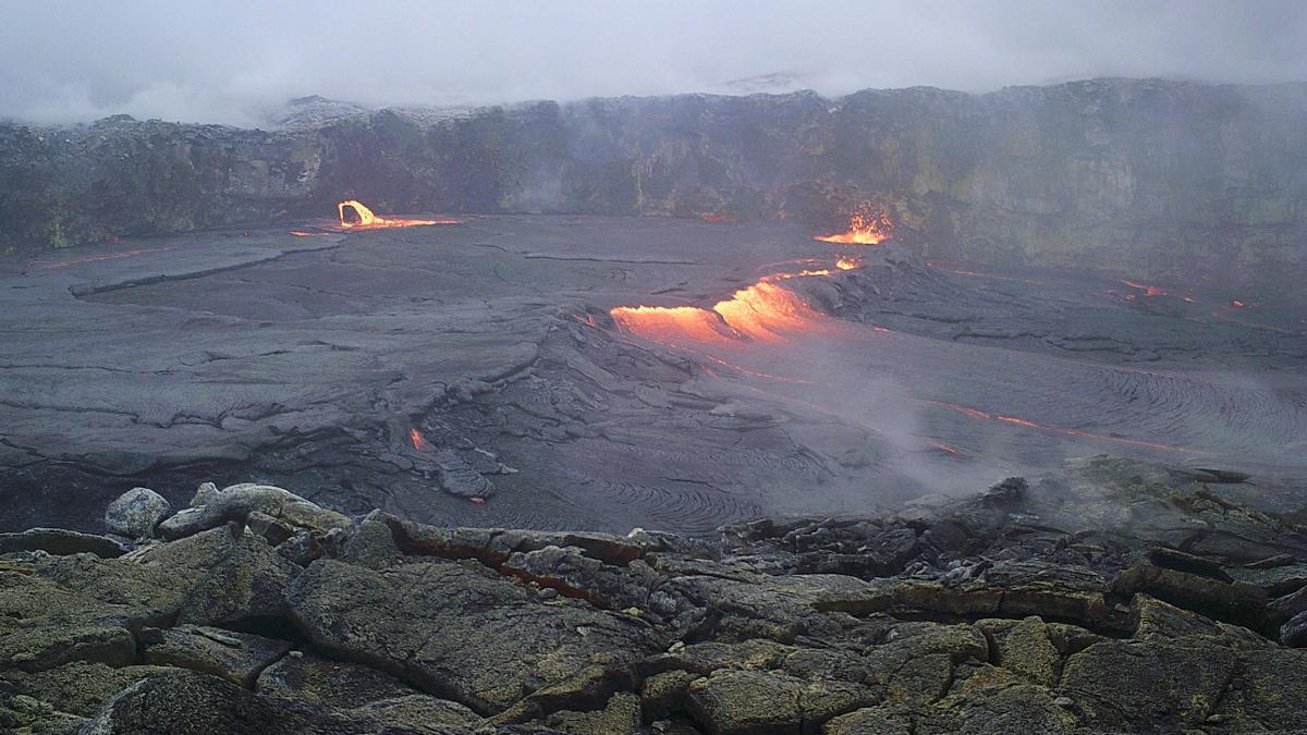 volcano watch a new vent heralded at pu u o o