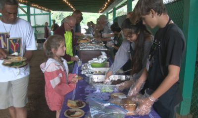VIDEO: Waimea Community Meal Feeds All