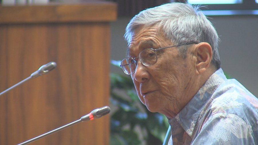 Mayor Harry Kim Medevaced To Oahu