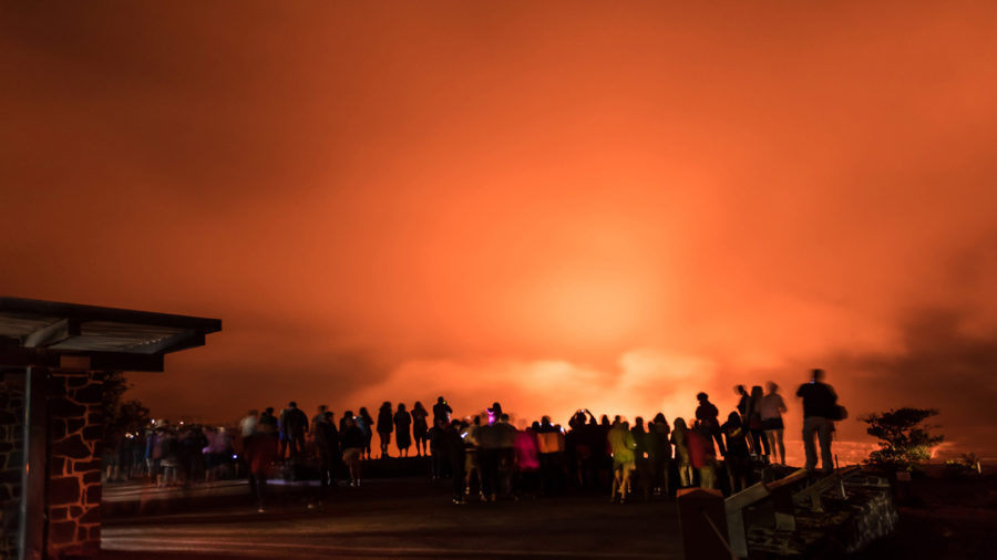 Hawaii Volcanoes National Park Details Visitation Numbers